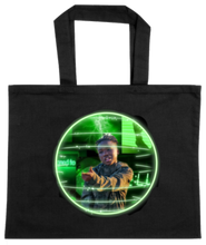 Load image into Gallery viewer, TOTE-BLACK-FRONT-2112