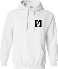 Load image into Gallery viewer, CLHOODIE-WHITE-FRONT-3068