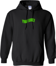 Load image into Gallery viewer, CLHOODIE-BLACK-FRONT-2155