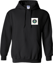 Load image into Gallery viewer, CLHOODIE-BLACK-FRONT-1400