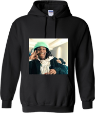 Load image into Gallery viewer, COHOODIE-BLACK-FRONT-2213