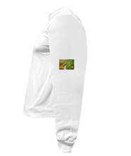 Load image into Gallery viewer, CLLS-WHITE-LEFTSLEEVE-992