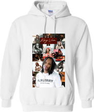 Load image into Gallery viewer, CLHOODIE-WHITE-FRONT-2402