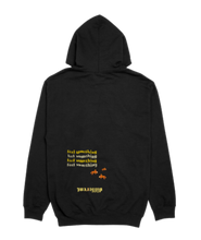 Load image into Gallery viewer, CLHOODIE-BLACK-BACK-4535