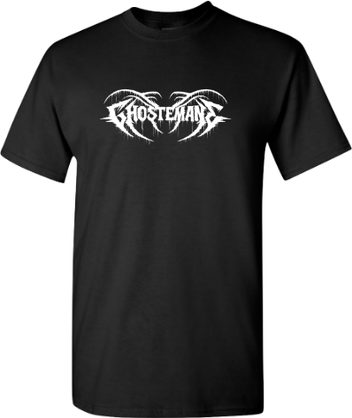 Ghostemane tee - blackmage on the back