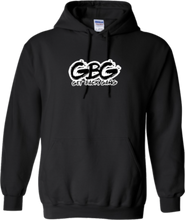 Load image into Gallery viewer, CLHOODIE-BLACK-FRONT-2428