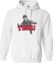 Load image into Gallery viewer, COHOODIE-WHITE-FRONT-1108