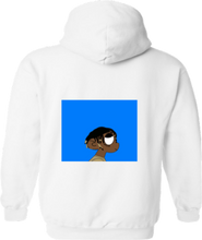 Load image into Gallery viewer, CLHOODIE-WHITE-BACK-1827