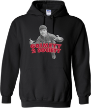 Load image into Gallery viewer, COHOODIE-BLACK-FRONT-1108