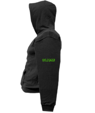 Load image into Gallery viewer, COHOODIE-BLACK-LEFTSLEEVE-2005