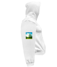 Load image into Gallery viewer, COHOODIE-WHITE-RIGHTSLEEVE-990