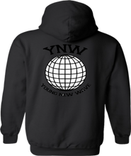 Load image into Gallery viewer, CLHOODIE-BLACK-BACK-2144