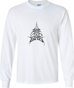 """Metal Font"" Logo (Long-Sleeve)"