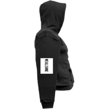 Load image into Gallery viewer, COHOODIE-BLACK-RIGHTSLEEVE-1848