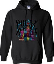 Load image into Gallery viewer, CLHOODIE-BLACK-FRONT-2019