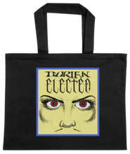 Load image into Gallery viewer, TOTE-BLACK-FRONT-4177