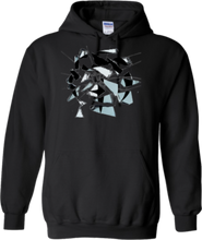 Load image into Gallery viewer, COHOODIE-BLACK-FRONT-1721
