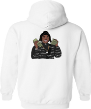Load image into Gallery viewer, CLHOODIE-WHITE-BACK-1025