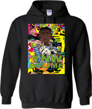 Load image into Gallery viewer, CLHOODIE-BLACK-FRONT-1041