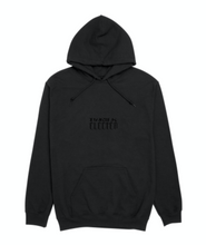 Load image into Gallery viewer, CLHOODIE-BLACK-FRONT-2656