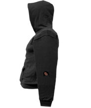 Load image into Gallery viewer, COHOODIE-BLACK-LEFTSLEEVE-1436