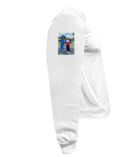 Load image into Gallery viewer, CLLS-WHITE-RIGHTSLEEVE-2217