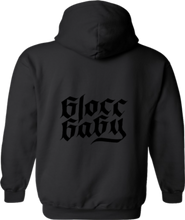 Load image into Gallery viewer, CLHOODIE-BLACK-BACK-2248