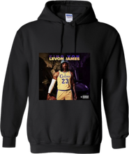 Load image into Gallery viewer, CLHOODIE-BLACK-FRONT-2067