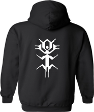 Load image into Gallery viewer, CLHOODIE-BLACK-BACK-1168