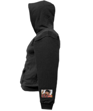 Load image into Gallery viewer, COHOODIE-BLACK-LEFTSLEEVE-850