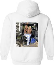 Load image into Gallery viewer, CLHOODIE-WHITE-BACK-1578