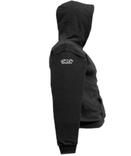 Load image into Gallery viewer, CLHOODIE-BLACK-RIGHTSLEEVE-2169