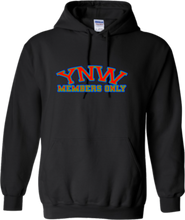 Load image into Gallery viewer, CLHOODIE-BLACK-FRONT-1693