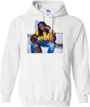 Load image into Gallery viewer, CLHOODIE-WHITE-FRONT-1757