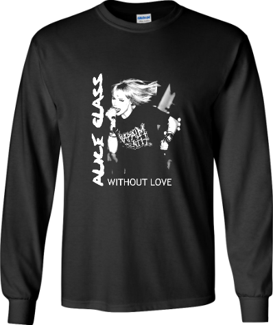 WITHOUT LOVE! Longsleeve