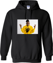 Load image into Gallery viewer, COHOODIE-BLACK-FRONT-1371