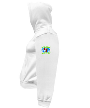 Load image into Gallery viewer, COHOODIE-WHITE-LEFTSLEEVE-1554