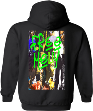 Load image into Gallery viewer, CLHOODIE-BLACK-BACK-1688