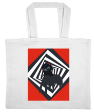 Load image into Gallery viewer, TOTE-WHITE-FRONT-1142