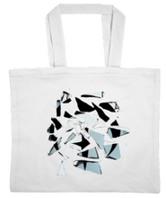 Load image into Gallery viewer, TOTE-WHITE-FRONT-1725