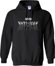 Load image into Gallery viewer, CLHOODIE-BLACK-FRONT-1168