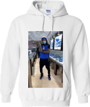 Load image into Gallery viewer, CLHOODIE-WHITE-FRONT-2358