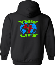 Load image into Gallery viewer, CLHOODIE-BLACK-BACK-1456