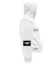 Load image into Gallery viewer, CLHOODIE-WHITE-RIGHTSLEEVE-1197