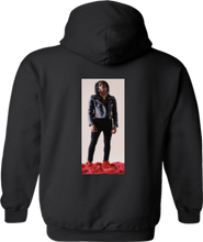 Load image into Gallery viewer, CLHOODIE-BLACK-BACK-1438