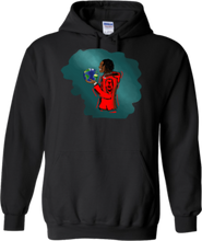 Load image into Gallery viewer, CLHOODIE-BLACK-FRONT-1821