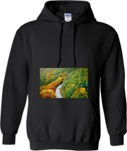Load image into Gallery viewer, CLHOODIE-BLACK-FRONT-843