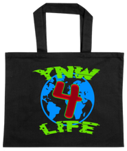 Load image into Gallery viewer, TOTE-BLACK-FRONT-1390