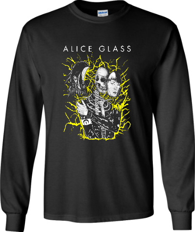 Alice Glass Long Sleeve