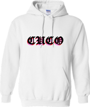 Load image into Gallery viewer, CLHOODIE-WHITE-FRONT-863